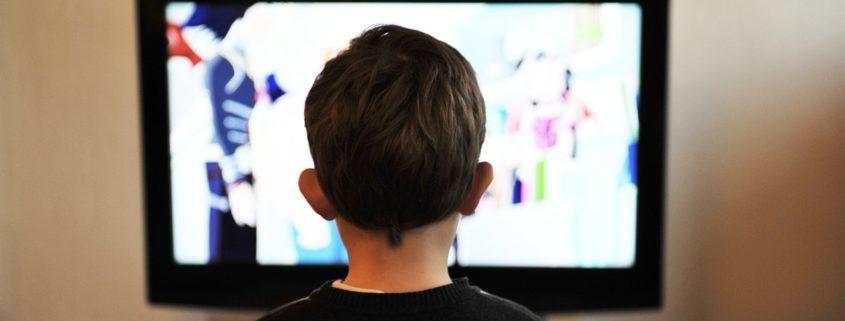 Violenza tv per bambini